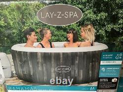 2021 Brand New Lay Z Spa Lazy Spa Bahamas Hot Tub Inflatable Spa Sealed