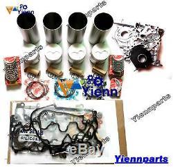 2L 2L-T 2LT Overhaul Rebuild Kit For Toyota engine repair parts with oil pump