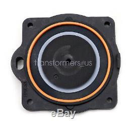 2pcs Air Pump Diaphragm Rebuild Repair Kit Fit For Hiblow Hp-80 Hp-60 80pd000040