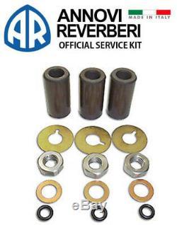 Annovi Reverberi 2628 Pistons Pump Repair Kit XT XTA XTV HPE pumps 15mm AR2628