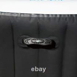 Bestway 54124 SaluSpa Portable 4-Person Round Inflatable Hot Tub Spa with Pump