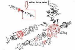 Bosch VP44 fuel pump timing ignition piston Audi A4 A6 A8 2.5tdi V6 1467045011