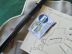 Bsa A50 A65 B44 B25 C25 Motorcycle Toolkit, Pump & Puncture Repair Kit