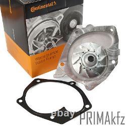 CONTI CT1064WP2 Zahnriemensatz mit Wasserpumpe Nissan Primera Renault 1.9 dCi