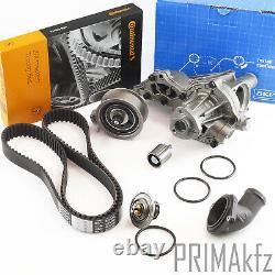CONTI Zahnriemen + SKF Wapu + Rollen Thermostat Audi A4 B5 VW Passat 1.8 1.8T