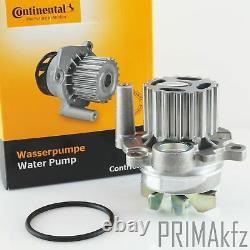 CONTITECH Zahnriemensatz mit Wasserpumpe VW Golf Bora Seat Leon 1.9 TDI 150 PS