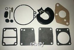 Carburettor & Fuel Pump Repair Kit for 4HP 5HP Mercury Mariner 2-Stroke Outboard