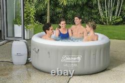 Coleman SaluSpa 71 x 26 Tahiti AirJet Inflatable Hot Tub, 2-4 Person