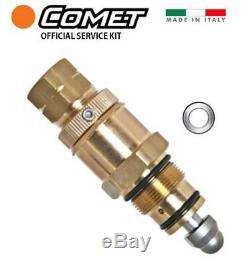 Comet Pump 1215.0585.00 Repair Kit Unloader Valve AXD & LWD K SERIES 1215058500