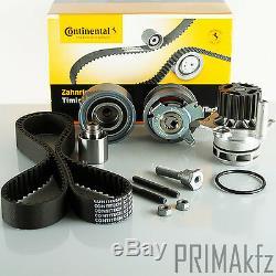Conti CT1051K2 Timing Belt Kit+Water Pump Audi A3 Seat Skoda VW 2.0 Tdi