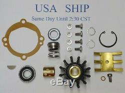 Crusader 20311 Sherwood Major Repair Kit 11068 Impeller 10615k Pump E35 S11040G