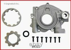 Engine Rebuild Overhaul Kit for 2007-2010 Hummer H3 3.7L DOHC 3700 L5 VIN E
