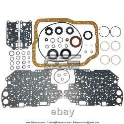FN4AEL 4F27E Super Master Rebuild Kit 99-UP 4 SPEED MAZDA Band 7 Pistons Plates