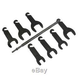 Fan Clutch Wrench Pneumatic Hammer Accessory Air Tool Bit Water Pump Repair Kit