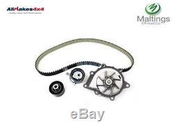 Freelander 2.2 Td4 Timing Belt Kit With Water Pump Genuine Dayco Kit Lr032527