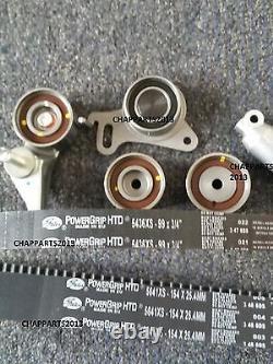 Gates TIMING BELT KIT MITSUBISHI COLT L200 NATIVA PAJERO TRITON 2.5 DiD TDIC 16V
