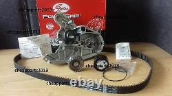 Gates Timing Belt And Water Pump Kit Fiat Ducato Iveco Daily IV 2.3