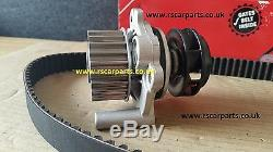 Gates Timing Belt Kit Water Pump For Seat Leon & Toledo 1.8t 20v Bam Amk App Agn
