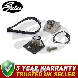 Gates Timing Belt + Water Pump Kit Fits Vauxhall Renault Nissan V. KP15552XS