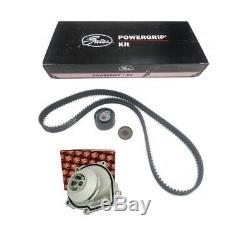 Gates Timing Kit + Ashika Water Pump For Dodge Nitro Ka 2007-2010 2.8crd