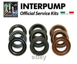 General Pump Kit 69 PACKING KIT 20mm, Repair Kit fits GP K69 Interpump (3 sets)