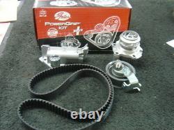 Golf Audi Tt A4 A6 Skoda Leon Turbo Agu Arz Aum Auq Timing Belt Kit Water Pump