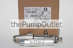 Graco 16Y706 Pump Repair Kit Graco 1095 1595 Standard OEM FREE expedited ship