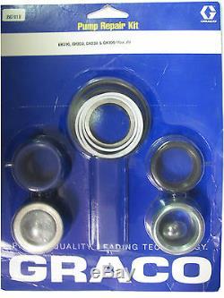 Graco Airless Paint Sprayer Pump Repair Kit 287813 Fits EH200 GH200 GH230 GH300