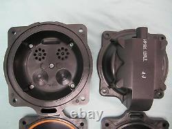 Hp-100ll Hp-120ll Hiblow Chamber Block And Filter Rebuild Repair Kit 120pc20022