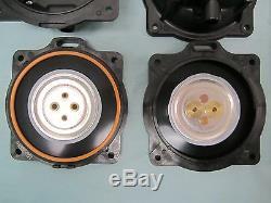 Hp-150 Hp-200 Hiblow Chamber Block And Filter Rebuild Repair Kit 200pa20012