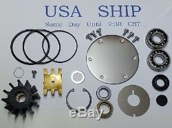 Impeller raw water pump repair kit 25-12004 Northern Lights 25-12057 25-15405
