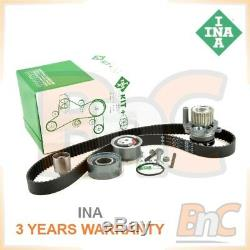 Ina Heavy Duty Timing Belt Kit Cambelt Set Water Pump Audi A3 A6 C6 A4 B7