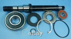 Kawasaki Impeller Shaft Jet Pump Repair Kit Jet Ski Ultra 130 150 1999-2004