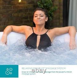 Lazy Spa Miami Airjet Lay Z Spa Hot Tub New 2021 Model With Freeze Shield Tech