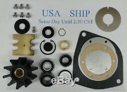 Major Repair Kit Jabsco Pumps 21140-2401 21140-2601 Ford Lehman 150 / 180 Turbo