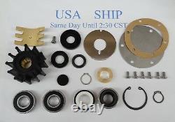 Major Repair Kit Jabsco Pumps 9990-21 9990-41 6354 Clamp Mount Perkins # 2488324