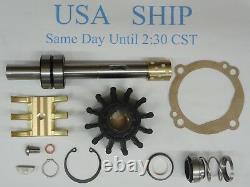 Major Repair Kit With Shaft for Sherwood Raw Sea water Pump D05 D-05 Chris Craft