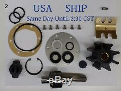 Major Repair Kit for Volvo Penta Pump 858469 858470 858701 AD31/41 TAMD31/41
