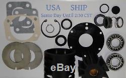 Major Repair Service Kit For Caterpillar 3N4851 3N4852 5N4852 Raw Sea Water Pump