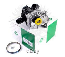 NEW OEM INA VW Audi 1.8T 2.0T TSI Upgraded Thermostat Water Pump Repair Kit