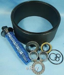 New Impeller Jet Pump Shaft Repair Kit Wear Ring Sea-doo Gti 90-01 97 9/16 Pump