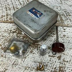 Primus 8R Vintage Camping Stove Sweden Collectible Optimus Pump and Repair Kit