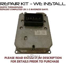 REPAIR Kit fits 05-08 CORVETTE C6 ABS Pump Control Module EBCM WE INSTALL