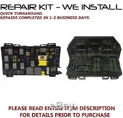 REPAIR Kit for 07 08 09 10 11 Dodge Magnum Nitro TIPM Fuse Box Fuel Pump Relay