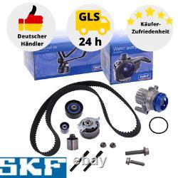 SKF Zahnriemensatz Wapu Audi A3 A4 A6 Q5 Seat Skoda VW Golf VI Passat 2.0 TDI