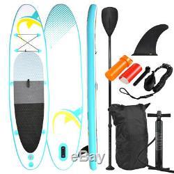 SUP Stand up Paddle Board SUP bag, paddle, fin, air pump, repair kit, foot leash