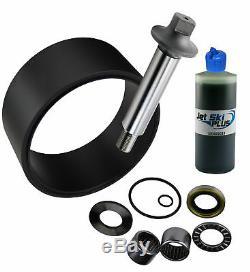 SeaDoo Jet Pump Rebuild Repair Kit w Shaft & Wear Ring MANY 1999-2006 947/951