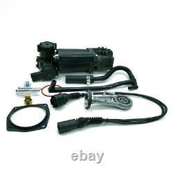 Seal Repair Refurbish Kit for Audi Q7 2004 11 Air Suspension Compressor Pump