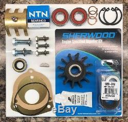 Sherwood Major Repair Kit 23977 M70 M71 Cummins Raw Pump 3912019 3907458 10514