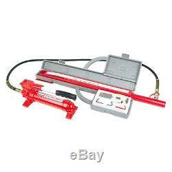 The Rail Saver Repair System, Accessory Kit, Ram, Case, Wall Bracket (With Pump)